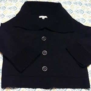 CAbi Sweaters - Cabi Cardigan Black Sz M